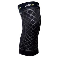MON89403000 - Brown MedicalKnee Sleeve Spark Kinetic Knee Medium Slip-On 14 to 16 Inch Knee Circumference Knee, 1/EA