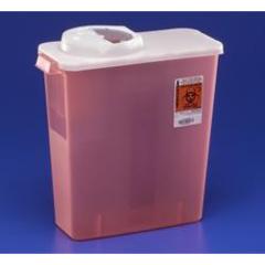 MON89582801 - MedtronicCollector Sharps Red 8 Gallon