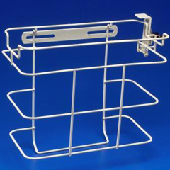 MON89752801 - MedtronicSharpSafety Sharps Container Bracket Wall / Cart