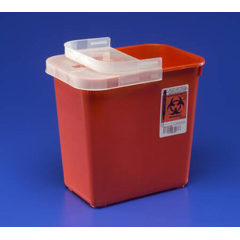 MON89902800 - MedtronicMulti-Purpose Container with Hinged Lid