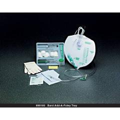 MON89911900 - Bard MedicalIndwelling Catheter Tray Bard Add-A-Foley Foley Without Catheter