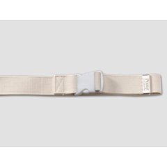 MON89953000 - Posey - Gait Belt Up to 72 Inch White Sturdy Cotton