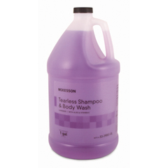MON90031800 - McKessonTearless Shampoo and Body Wash 1 gal. Jug Lavender Scent