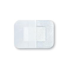 MON90082001 - Hartmann - Adhesive Dressing Cosmopore Advance 2 x 2.8 100% Cotton White Sterile
