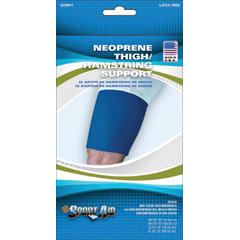 MON90413000 - Scott SpecialtiesThigh Support Sport-Aid® Medium Pull-on 10 Inch Length Left or Right Leg