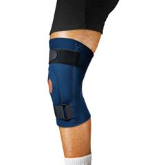 MON90743000 - Scott SpecialtiesKnee Support Small Pull-On / Hook and Loop Strap Left or Right Knee (9074 NAV S)