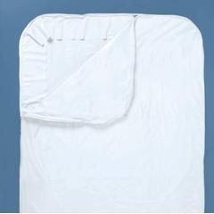 MON91011200 - Busse Hospital Disposables - Post Mortem Bag 36 W X 90 L Inch Adult Plastic Zipper, 10EA/CS