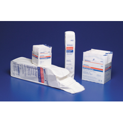 MON91342000 - MedtronicVersalon Non-woven All Purpose Sponges 4in x 4in 3-Ply Non Sterile Lint Free