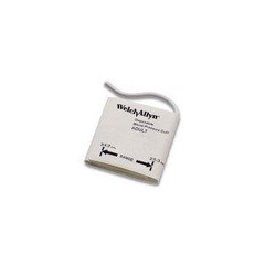 MON459159EA - Welch-Allyn - Replacement Pressure Hose 5 Feet, 1.5 Meter Spot Vial Signs Devices