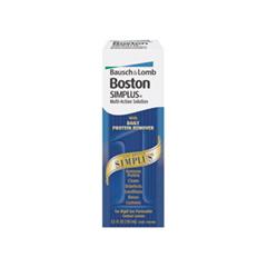 MON91812700 - Moore MedicalContact Lens Solution Boston Simplus® 3.5 oz.