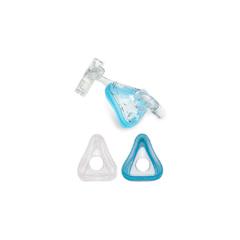 MON92016400 - RespironicsCPAP Mask Amara Silicone Reduced Size Frame Full Face Small