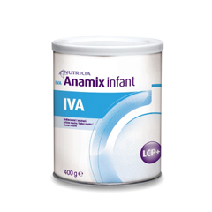 MON92112600 - NutriciaInfant Formula IVA Anamix® Early Years 400 Gram Can Powder
