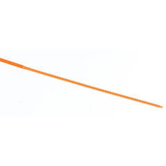 MON360033EA - Bionix - Enteral Feeding Tube Declogger DeCloggers Orange, 18-24 Fr., 21.5 cm