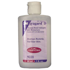 MON92212701 - 3MAvagard™ D Instant Hand Antiseptic with Moisturizers