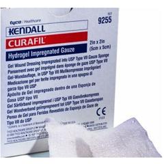 MON92572100 - MedtronicImpregnated Gauze Curafil® 8 L X 4 W Inch, 25/BX