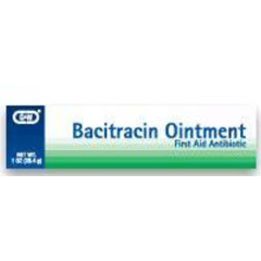 MON93101400 - G & W LabsBacitracin Ointment 1 oz. Ointment