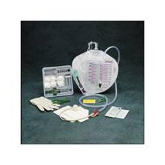 MON93141900 - Bard MedicalIndwelling Catheter Tray Bardex I.C. PLUS Foley 14 Fr. 5 cc Balloon Hydrogel Coated Latex