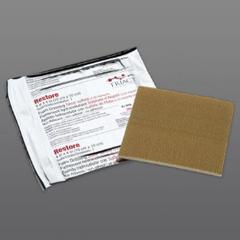MON93452100 - HollisterFoam Dressing Restore® Silver Sulfate, Foam 4 X 4 Inch, 10EA/BX