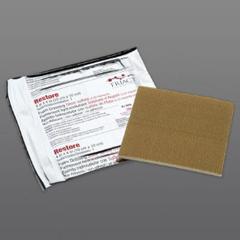 MON93462101 - HollisterFoam Dressing Restore® Silver Sulfate, Foam 6 X 8 Inch