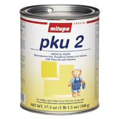 MON93462600 - NutriciaInfant Formula Milupa PKU 2 500 Gram Can Powder