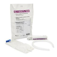 MON385928BX - Hollister - Urinary Leg Bag Anti-Reflux Valve 550 mL Vinyl
