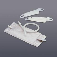 MON385929BX - Hollister - Urinary Leg Bag Anti-Reflux Valve 900 mL Vinyl