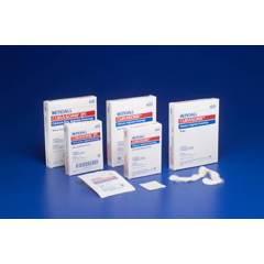 MON93552100 - MedtronicKendall™ Calcium Alginate Dressing 4 x 4 Square Calcium Alginate / Zinc Sterile