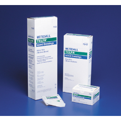 MON93572000 - MedtronicTelfa Adhes Island Dressing 2X3.75in Sterile Latex-Free Tape & Dressing In 1