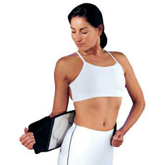 MON93593000 - DJOLumbar Support ComfortForm® 2X-Large Compression Straps 42 to 56 Inch Unisex