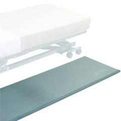MON94613000 - Span AmericaBedside Floor Mat 24 X 70 X 1 Inch Infused with Nano-Silver, 5EA/CS