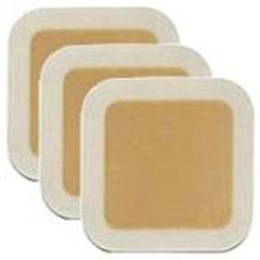 MON94742101 - Molnlycke Healthcare - Silicone Foam Dressing Mepilex 4 X 5 Inch Rectangle Silicone Adhesive without Border Sterile, 1/ EA