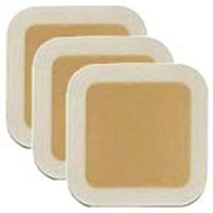 MON94742105 - Molnlycke Healthcare - Silicone Foam Dressing Mepilex 4 X 5 Inch Rectangle Silicone Adhesive without Border Sterile, 5/BX