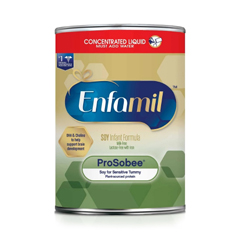 MON95012600 - Mead Johnson NutritionInfant Formula Prosobee® Unflavored 13 oz., 12EA/CS
