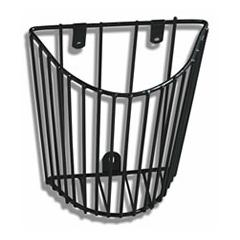 MON95202500 - ADCCuff Storage Basket Vinyl Coated Wire 952B Sphygmomanometer Wall Unit