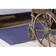 MON95483000 - Skil-CareBedside Mat 26 X 68 X 1.5 Inch High Density Foam, Vinyl