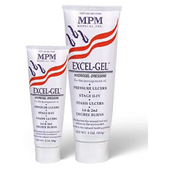 MON96002112 - MPM MedicalHydrogel Dressing Excel-Gel 4 oz.
