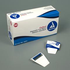 MON96541700 - DynarexSurgical Prep Razor Gallant Single Blade Disposable