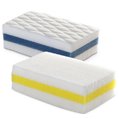 MON96644100 - GeerpresSponge Advantex NonSterile Melamine Foam 4.375 X 2.67 X 1.5 Inch Reusable, 30/CS