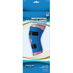 MON96773000 - Scott SpecialtiesKnee Sleeve Sport-Aid® X-Large Slip-On 17 to 19 Inch Circumference Left or Right Knee
