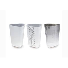 MON97002902 - Medical Action IndustriesGraduated Beaker Polypropylene 1000 cc, 200EA/CS