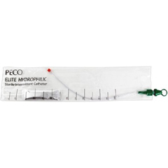 MON97341900 - GenairexIntermittent Closed System Catheter Kit PECO Elite Hydrophilic Straight Tip 8 Fr.