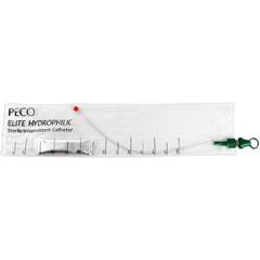 MON97371900 - GenairexIntermittent Closed System Catheter Kit PECO Elite Hydrophilic Straight Tip 14 Fr.