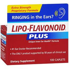 MON989739BX - Emerson Healthcare - Dietary Supplement Lipo-Flavonoid Vitamin B1 / Vitamin B2 / Ascorbic Acid / Vitamin B3 0.67 mg - 2 mg - 200 mg - 6.67 mg Strength Caplet 100 Per Bottle, 100/BX