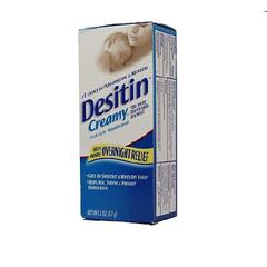MON890789CS - Johnson & Johnson - Desitin® Diaper Rash Treatment (10074300003006), 36/CS