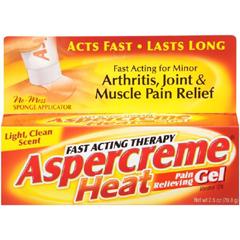 MON97722700 - ChattemPain Relief Aspercreme 10% Strength Gel 2.5 oz. (1820547)