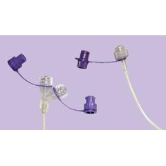 MON98154600 - HalyardLow Profile Gastrostomy Device Kit Corflo-cuBBy® 20 Fr. 4.5 cm Silicone Sterile