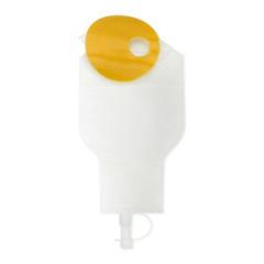 MON98211900 - HollisterFecal Collection Bag 1000 mL Plastic Film, 10EA/BX