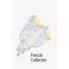 MON98211910 - HollisterFecal Collection Bag 1000 mL Plastic Film