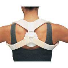 MON98673000 - DJOClavicle Support PROCARE® Medium Foam Hook and Loop