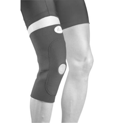 MON99443000 - DJOLateral Patella Stabilizer PROCARE® 4X-Large Hook and Loop Straps 30 to 34 Inch Circumference Right Knee